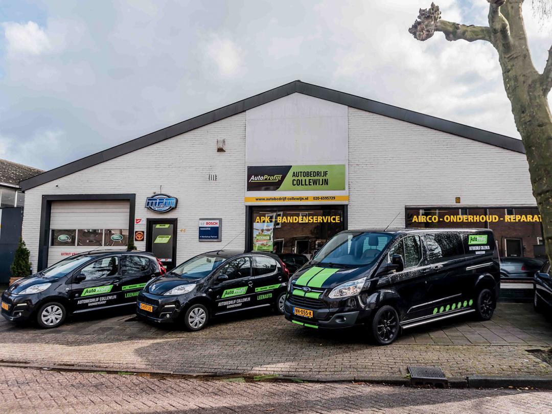 Autobedrijf Collewijn-Badhoevedorp